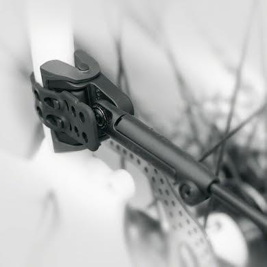 "SKS Veloflexx 65 29""  Clip-On Fender Set - 29x2.35, Black alternate image 2"
