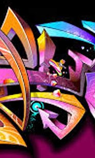 New Graffiti Wallpaper HD - náhled
