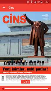 Cins - náhled