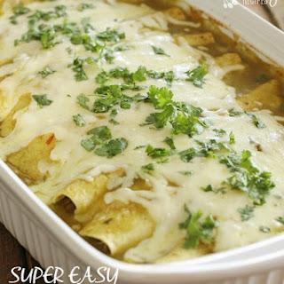 Super Easy Cafe Rio / Costa Vida Burritos – Family Style