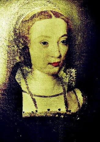Retrato de Lady Janet Douglas