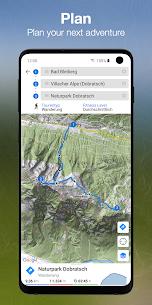 bergfex Tours & GPS Tracking Running Hiking Bike 3