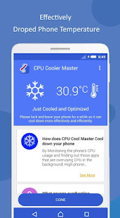 App Cooling Master - Phone Cooler APK for Windows Phone