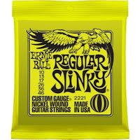 Ernie Ball EB-3221 Regular Slinky 3-pack