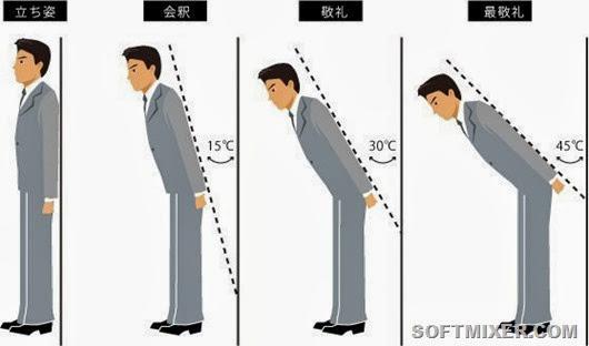 Japan2 Японский этикет: Национальные особенности