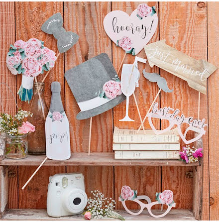 Photobooth-kit - Rustic country