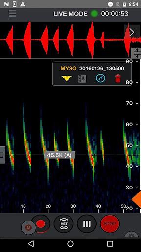 Echo Meter Touch Bat Detector, Recorder & Analyzer cheat hacks