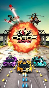 Chaos Road Combat Racing Mod Apk (Unlimited Money/Unlock) for Android 5