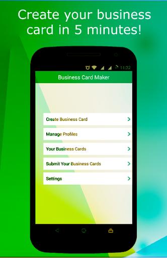 免費下載商業APP|设计您的名片 app開箱文|APP開箱王
