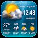 天気ライブ - Androidアプリ