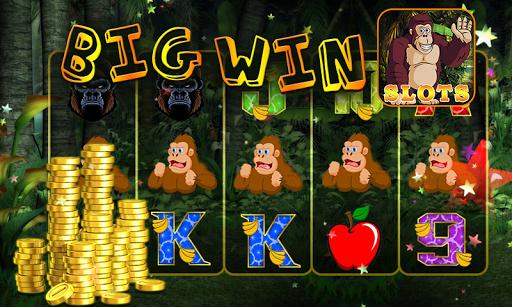Wild Gorilla Run Slots