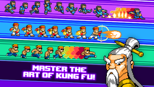 Kung Fu Z Mod Apk 1.9.19 Latest (Unlimited Money + No Ads) 2