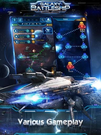 Galaxy Battleship 1.8.87 17