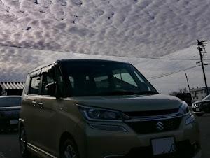 ソリオバンディット MA36S F Limitedのカスタム事例画像 Lime☆さんの2020年01月27日16:52の投稿