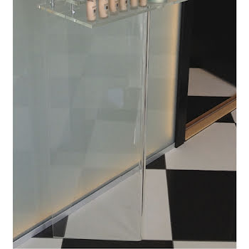 Product display, foot