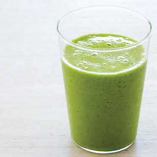 Green Mojito Smoothie.