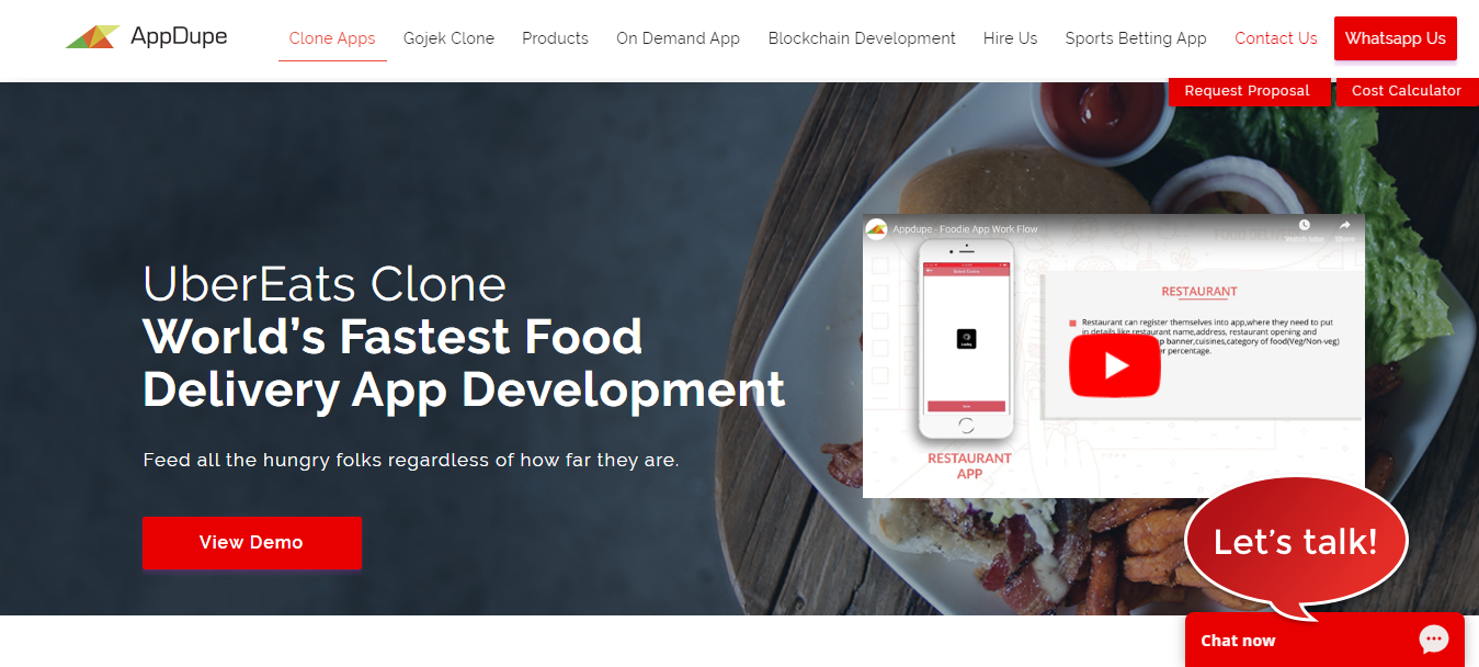10 Top UberEats Clone Scripts For Your Online Food Ordering