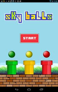 Sky Balls screenshot 8
