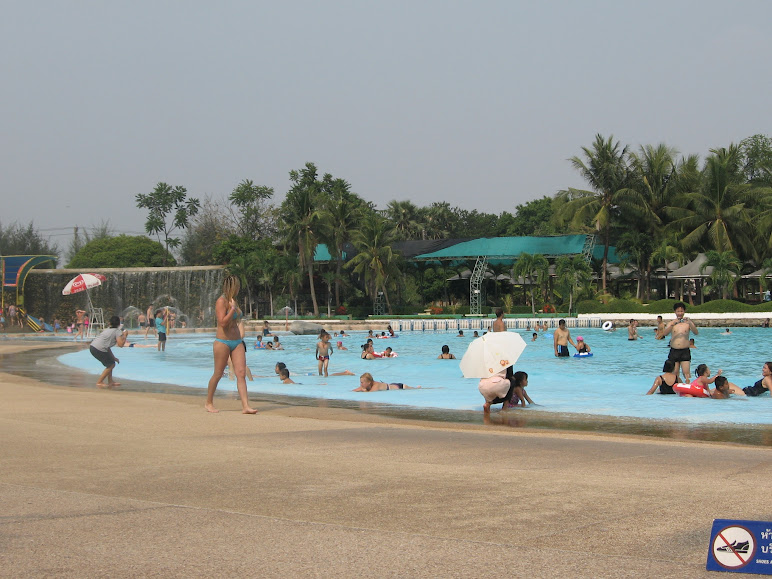 аквапарк бангкок
