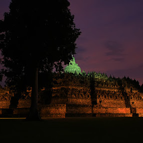 Borobudur by Yudhi Hendra - Buildings & Architecture Statues & Monuments