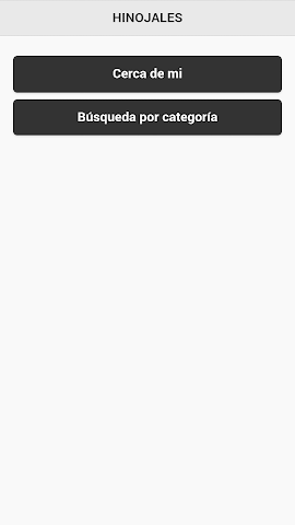 android Callejero Virtual de Hinojales Screenshot 1
