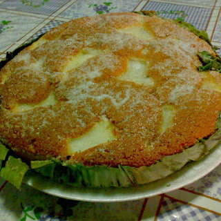 (Filipino Sweet Coconut and Rice Flour Cake) Recipe
