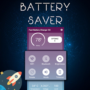 Battery Saver - Battery Charger & Battery Life - náhled