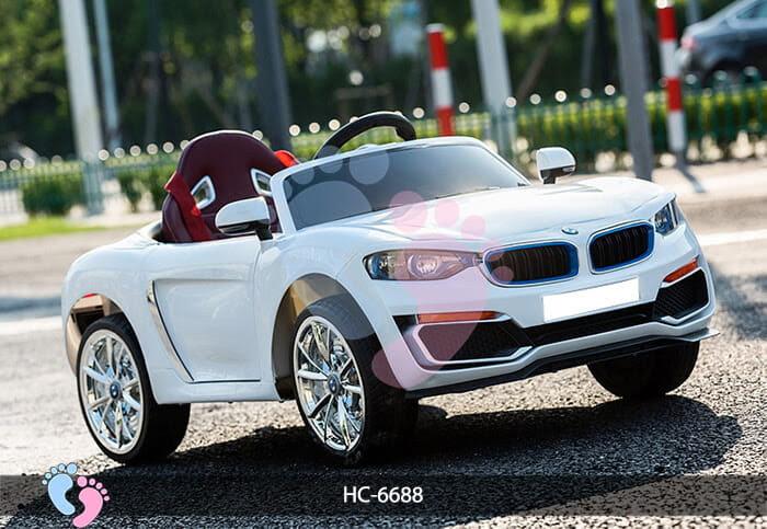 Ô tô điện thể thao cho bé HC-6688 4