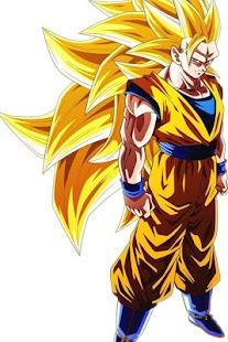 Goku Super Syaian 4 Wallpaper HD Free - náhled
