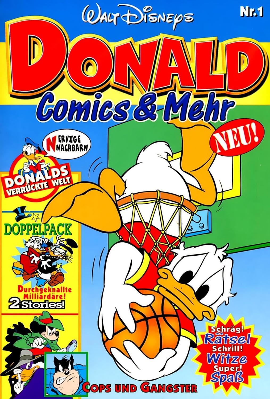 Donald - Comics und Mehr (1999) - komplett