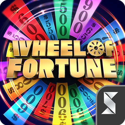 Wheel of Fortune: Free Play Icon