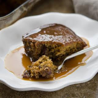 Sticky Date Pudding Cake.