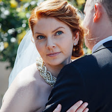 Wedding photographer Anna Rotaru (Nash07h). Photo of 09.04.2017