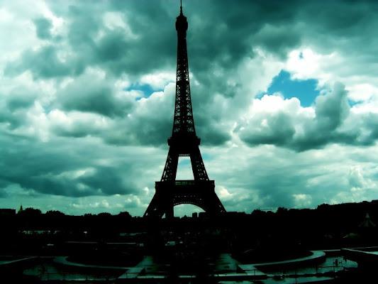 le nuvole di parigi di monica