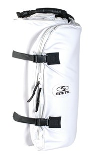 CE Smith Tournament cooler bag rolls up for compact storage.