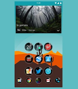 CRYSTAL BLACK ICON PACk v1