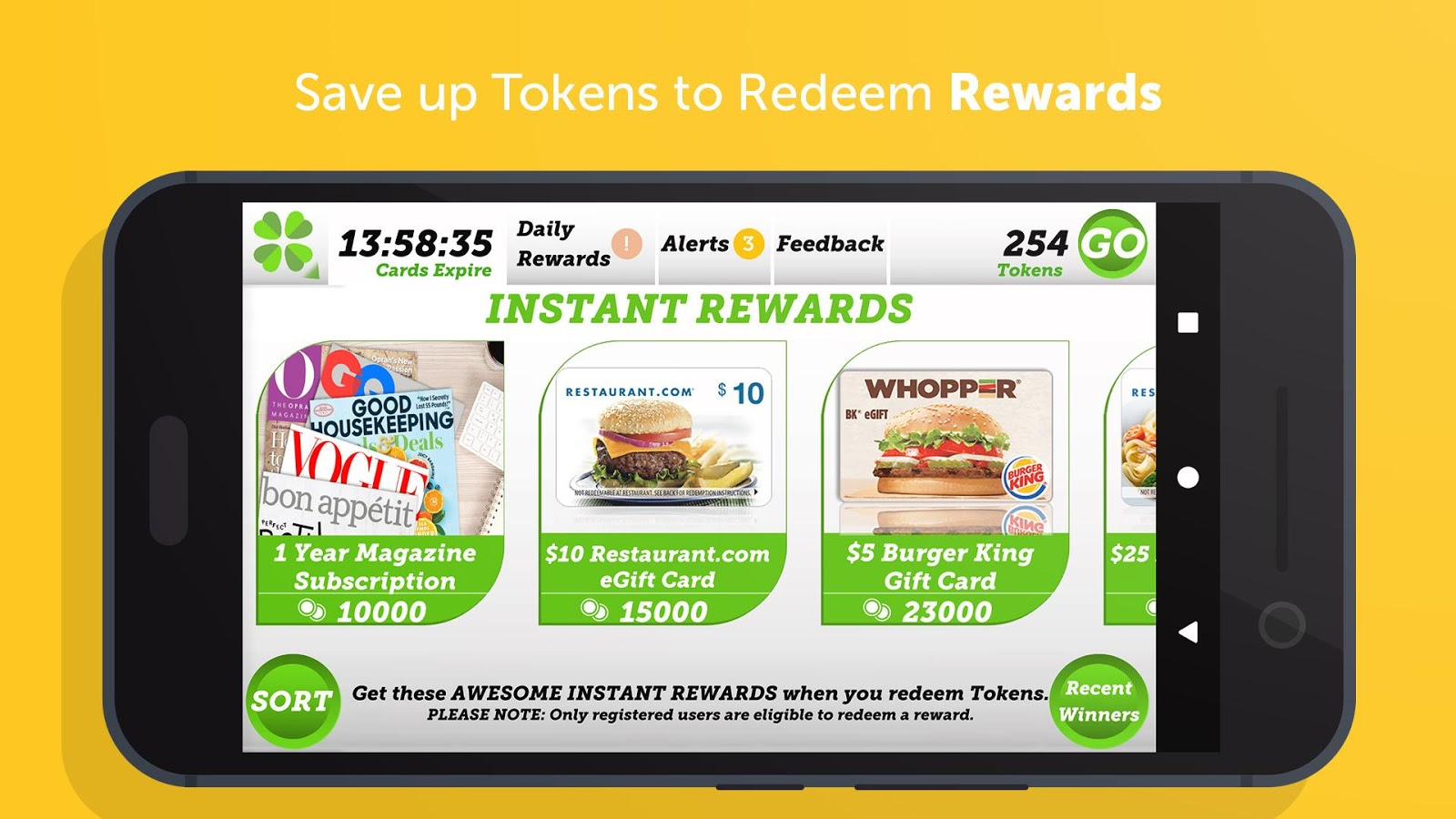Lucktastic: Win Prizes, Earn Gift Cards & Rewards