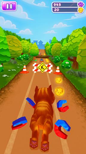 Pet Run - Puppy Dog Game  captures d'écran 6