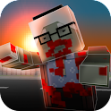 Cube Wars: Zombie Shooter 3D icon