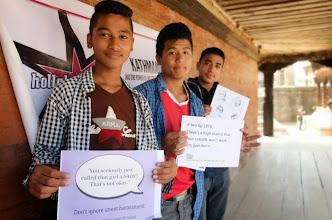 Photo: 4.17.15 Hollaback! Kathmandu, Nepal
