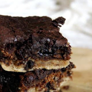 Vegan Slutty Brownies {with a Belgian twist}