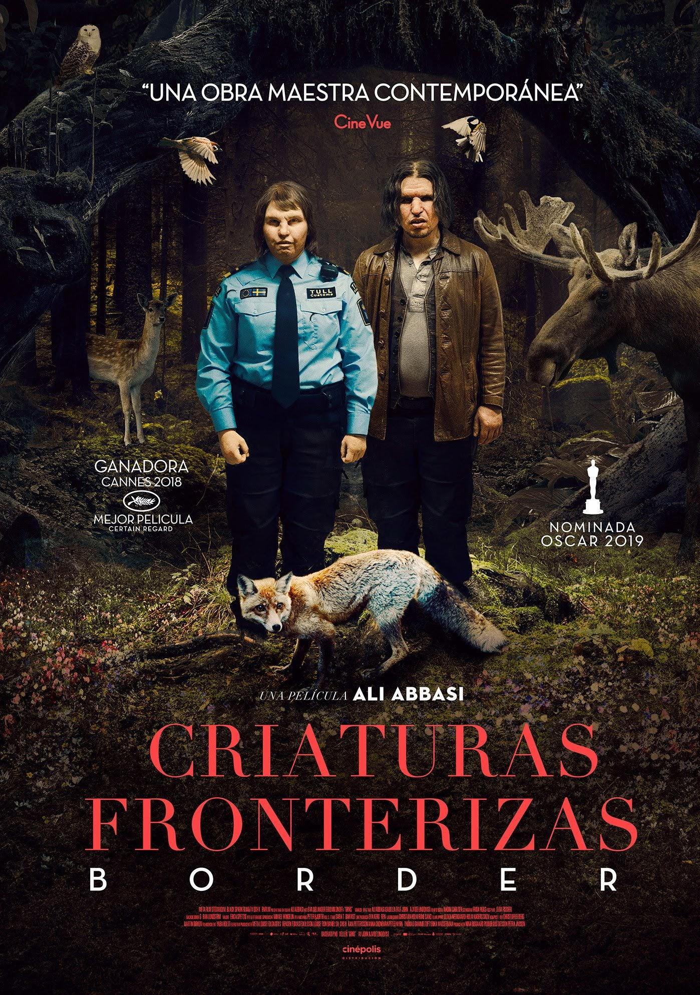 Criaturas Fronterizas Border