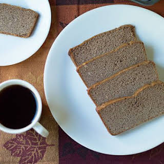 Low Carb & Sugar Free Pumpkin Bread.
