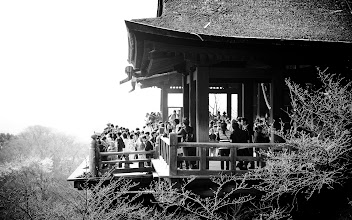 """Photo: This photo appeared in an article on my blog on Apr 1, 2013. この写真は4月1日ブログの記事に載りました。 """"Temple Hopping with Katrin: Kiyomizu Temple and its Environs"""" http://regex.info/blog/2013-04-01/2237"""
