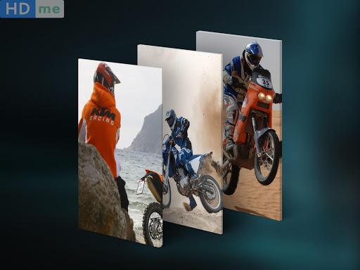 【免費個人化App】Dirt Bikes Wallpaper HD-APP點子