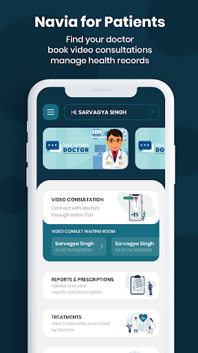 Navia for Patients (Health Manager) ss1