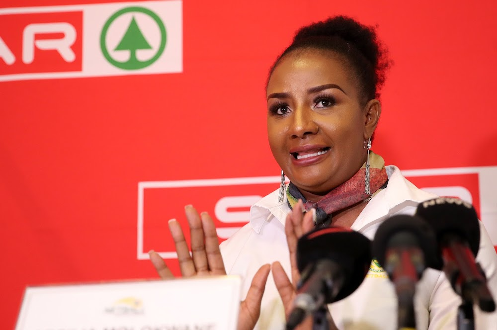 Netball SA president Cecilia Molokwane wants 2023 World Cup squad to reflect SA's demographics