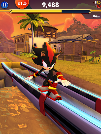 Sonic Dash 2: Sonic Boom screenshot 12