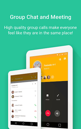 YeeCall free video call & chat 4.2.5594 screenshot 717015