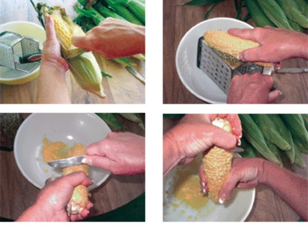 Aunt Betty's Country Cream-style Corn Recipe